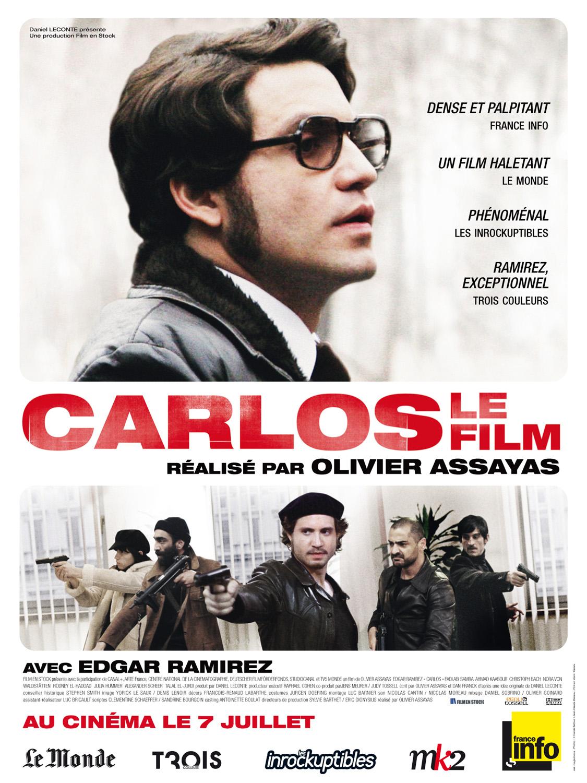 Carlos - Le Film affiche