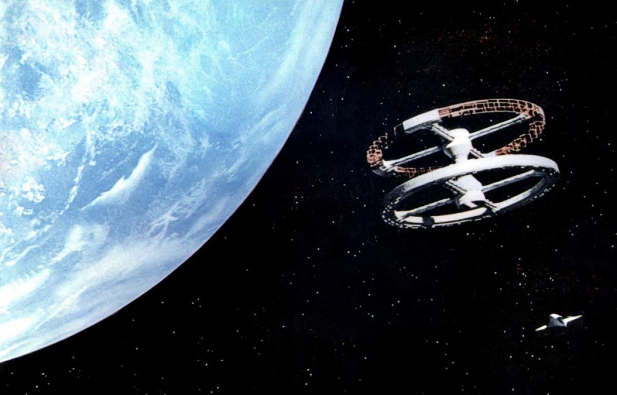 Critique 2001 l odyssee de l espace cinedingue - Les sinsin de l espace ...