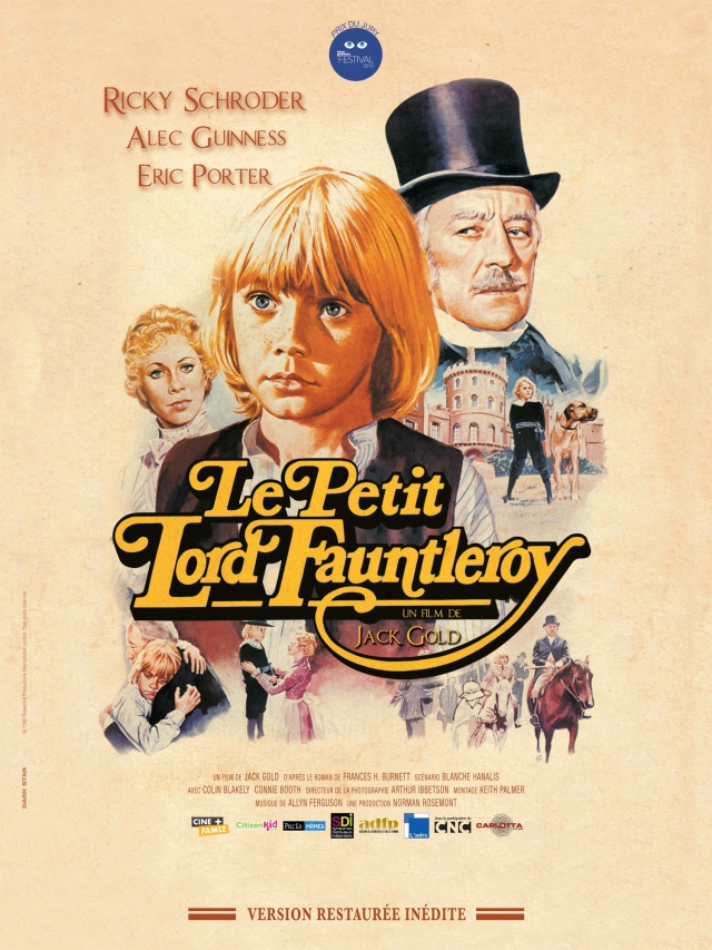AFF LE PETIT LORD FAUNTLEROY HD