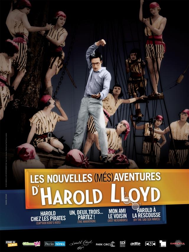 AFF LES NOUVELLES (MÉS)AVENTURES D'HAROLD LLOYD HD