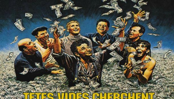 Critique Dvd Tetes Vides Cherchent Coffre Plein Cinedingue