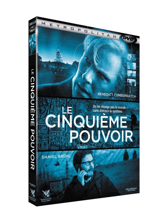 3D FOUR DVDV LE CINQUIEME POUVOIR ok
