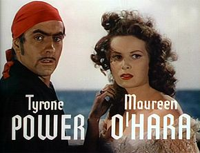 290px-Tyrone_Power_Maureen_O'Hara_Black_Swan_8