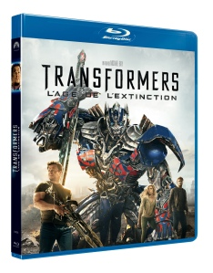 TRANSFORMERS L'AGE DE L'EXTINCTION - BR SINGLE - 3D - 3333973190285