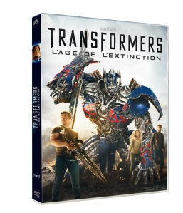 TRANSFORMERS L'AGE DE L'EXTINCTION - DVD - 3D - 3333973190278