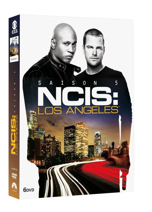 NCIS LA SAISON 5 - DVD - 3D - 3333973198137