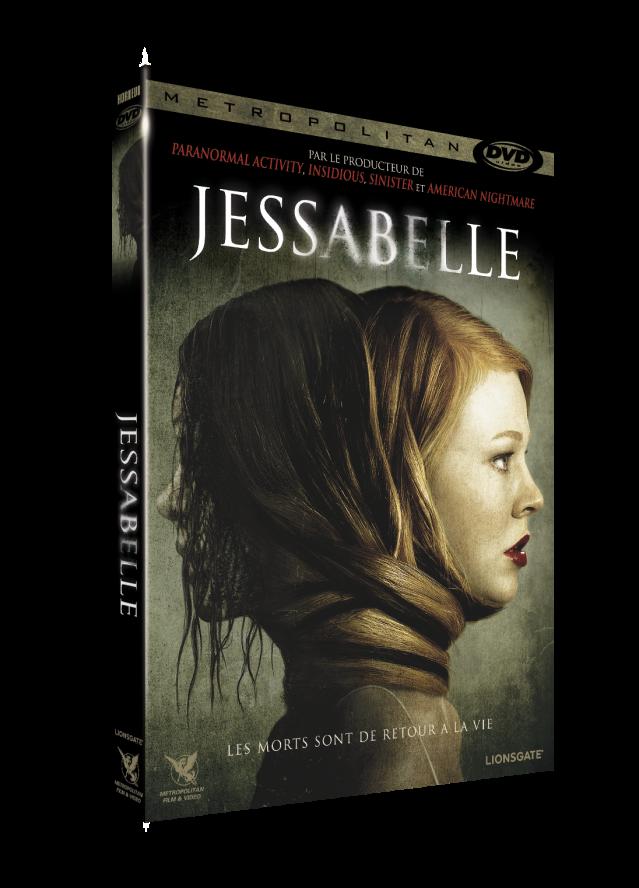 DVD JESSABELLE 3D frise