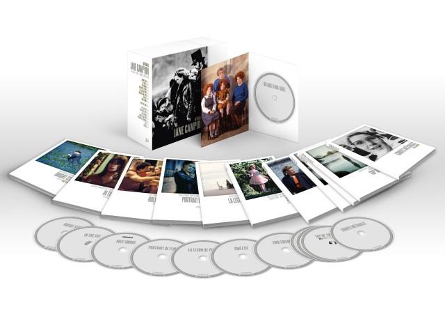 3D boxset DVD