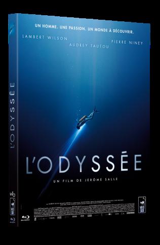 L'ODYSSEE-Blu-ray