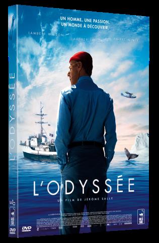 L'ODYSSEE-DVD